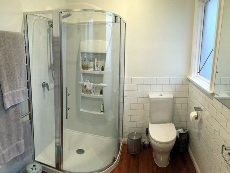 Bathroom Renovation Dunedin Bay Build